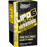 Nutrex Lipo-6 Black Intense Ultra Concentrate 60 Capsules