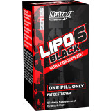 Nutrex Lipo-6 Black Ultra Concentrate 60 Capsules