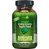 Irwin Naturals Living Greens Super-Food 60 Softgels