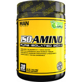 MAN Sports ISO-Amino 30 Servings Green Apple