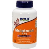 NOW Foods Melatonin 5mg - 180 VCapsules