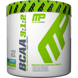 MusclePharm BCAA 3:1:2 Powder 30 Servings Lemon Lime
