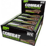 MusclePharm Combat Crunch Bars Box of 12 Chocolate Brownie