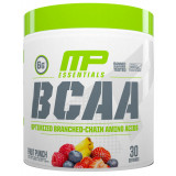 MusclePharm BCAA Essentials Powder 30 Servings Fruit Punch