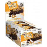 Lenny & Larry's Muscle Brownie Box of 12 Peanut Butter Brownie