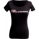MusclePharm Sportswear Miss MusclePharm Scoop-Neck T