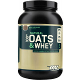ON Natural 100% Oats & Whey - 3lbs Milk Chocolate
