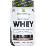 Bodylogix Natural Whey 2lb Decadent Chocolate