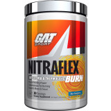GAT Sport Nitraflex Burn 30 Servings Blue Raspberry