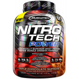 MuscleTech Nitro-Tech Power 4lbs Triple Chocolate Supreme