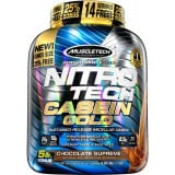 MuscleTech Nitro-Tech Casein Gold 5lbs Chocolate Supreme