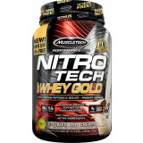 MuscleTech Nitro-Tech 100% Whey Gold 2.2lbs Cookies & Cream