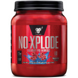 BSN NO-Xplode 60 Servings Blue Razz