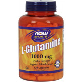 NOW L-Glutamine Capsules