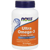 NOW Foods Ultra Omega-3, 90ct