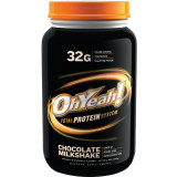ISS Oh Yeah Total Protein System - 2.4lbs Chocolate Milkshake