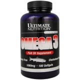 Ultimate Nutrition Omega 3, 90ct