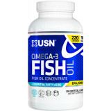 USN Ultra-Premium Fish Oil 220 Softgels