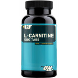 ON L-Carnitine 500 Tabs - 60 Tablets