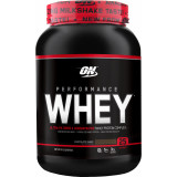 ON Performance Whey - 25 Servings Chocolate Shake