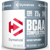 Dymatize BCAA Complex 2200 200 Capsules