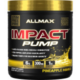 AllMAX Nutrition Impact Pump 12.7 oz Pineapple Mango