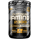 MuscleTech Essential Series Platinum 100% Amino 2300 320ct