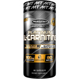 MuscleTech Essential Series Platinum 100% L-Carnitine 60ct