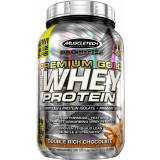 MuscleTech Pro Series Premium Gold 100% Whey 2.5lbs Double Rich Chocolate