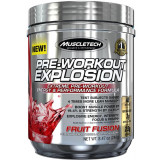 MuscleTech Preworkout Explosion 40 Servings Fruit Fusion