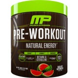 MusclePharm Natural Series Pre-Workout 30 Servings Watermelon