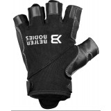 Better Bodies Pro Gym Gloves Small Black
