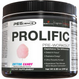PES Prolific 20 Servings Cotton Candy