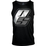 ProSupps Athlete Tank - Small Black/Gunmetal