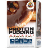 MHP Instant Protein Pudding Mix 6 Pack Chocolate Donut