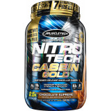 MuscleTech Nitro-Tech Casein Gold 2.5lbs Chocolate Supreme