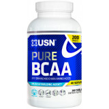 USN Pure BCAA 200 Tablets