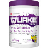 Scivation Quake 10.0 20 Servings Lemon Drop