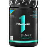 Rule 1 R1 Lean 5 60 Servings Blue Razz Lemonade