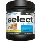 PES Select Protein 7 Servings Peanut Butter Cookie