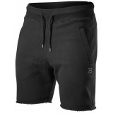 Better Bodies Hudson Sweatshorts Small Black