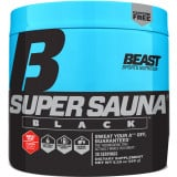 Beast Sports Super Sauna Black 30 Servings Sweet Heat