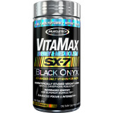 MuscleTech VitaMax Energy & Metabolism SX-7 Black Onyx for Men 120 Tablets