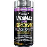 MuscleTech VitaMax Sport SX-7 Black Onyx For Women 120 Tablets