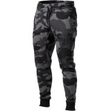 Better Bodies Tapered Joggers Small Dark Camo