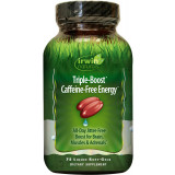 Triple-Boost Caffeine Free Energy 75 Softgels