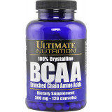 Ultimate Nutrition 100% Crystalline BCAA