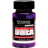 Ultimate Nutrition DHEA 50mg - 100 Capsules