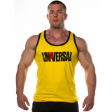 Universal Nutrition Signature Series Tank Yellow
