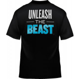 "Beast Sports ""Unleash The Beast"" Shirt Large Black"